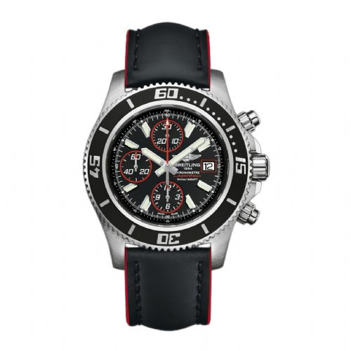 BREITLING Superocean Chronograph II Gents Watch A1334102/BA81/162A
